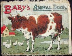 BABY'S ANIMAL BOOK