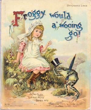 FROGGY WOULD A' WOOING GO!