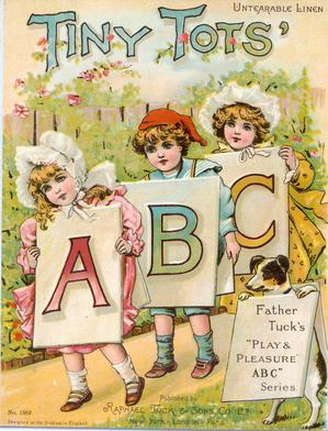TINY TOTS' ABC