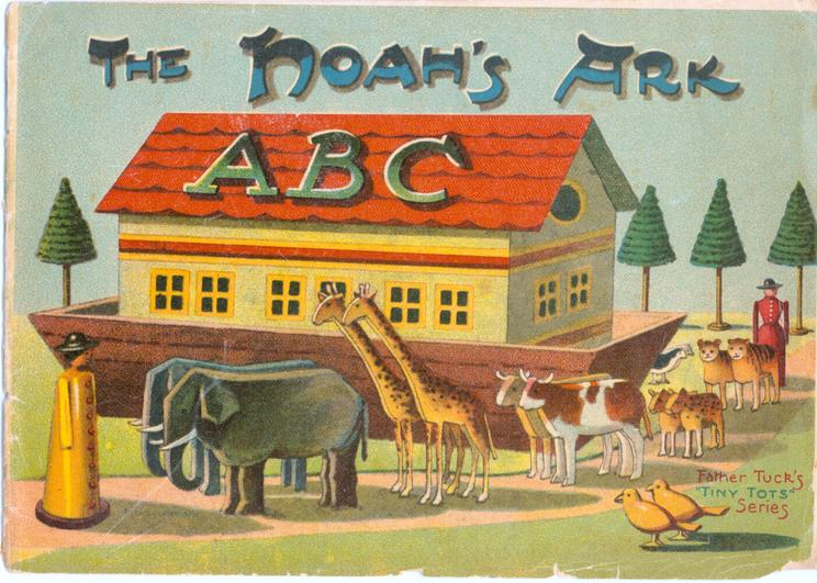 THE NOAH'S ARK ABC