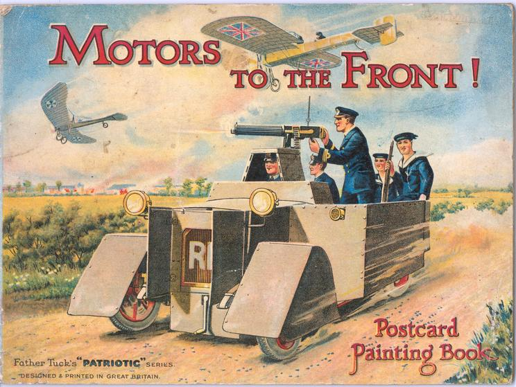 MOTORS TO THE FRONT