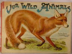 OUR WILD ANIMALS