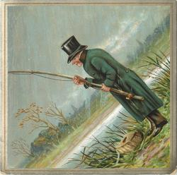 gentleman fishing