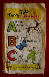 TINY TOTS ALPHABET