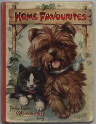 HOME FAVORITES dog and cat