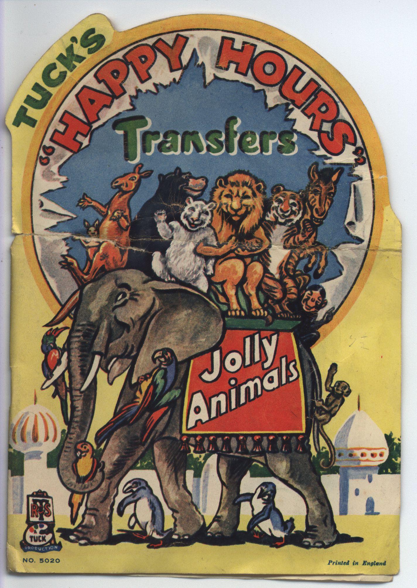 JOLLY ANIMALS