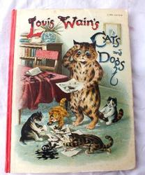 LOUIS WAIN'S CATS AND DOGS