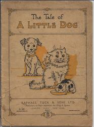 THE TALE OF A LITTLE DOG