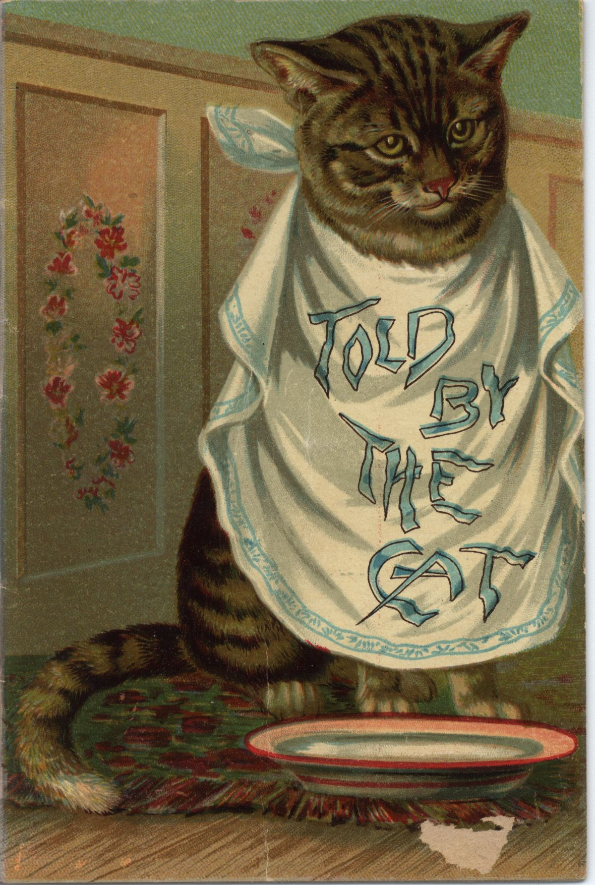 TOLD BY THE CAT