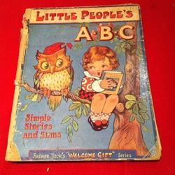 LITTLE PEOPLE'S ABC
