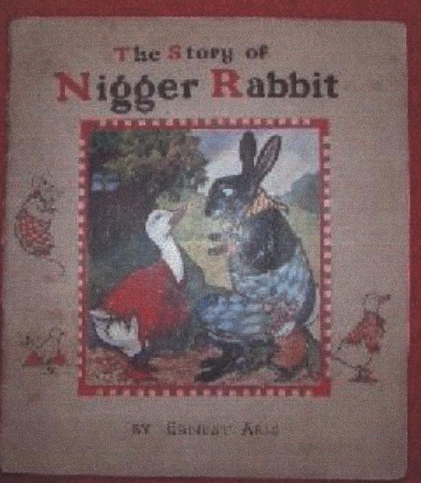 the story of nigger rabbit   tuckdb ephemera