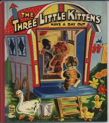 THE THREE KITTENS HAVE A DAY OUT