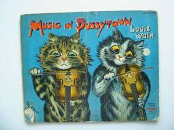 MUSIC IN PUSSYTOWN
