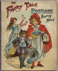THE FAIRY TALE POSTCARD PAINTING BOOK