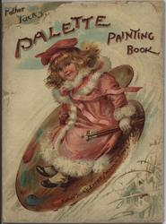 FATHER TUCK'S PALETTE PAINTING BOOK