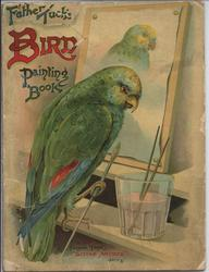 FATHER TUCK'S BIRD PAINTING BOOK
