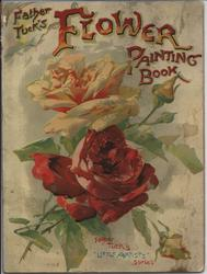 FATHER TUCK'S FLOWERS PAINTING BOOK