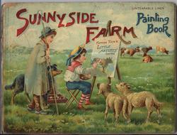 SUNNYSIDE FARM PAINTING BOOK