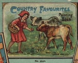 COUNTRY FAVOURITES PAINTING BOOK