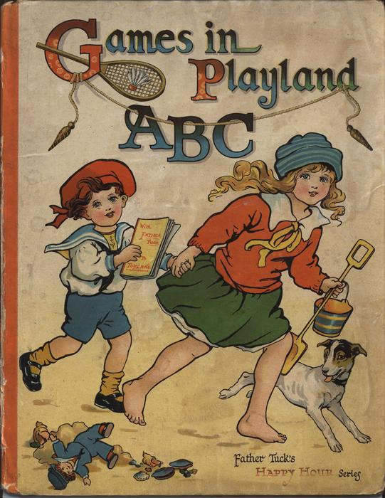 GAMES IN PLAYLAND ABC