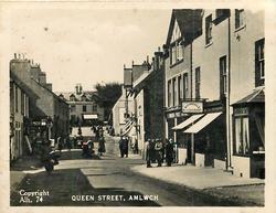 QUEEN STREET, AMLWCH