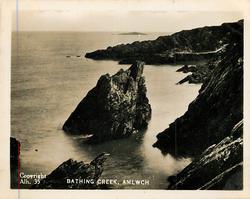 BATHING CREEK, AMLWCH