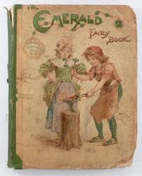 THE EMERALD FAIRY BOOK