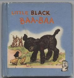 LITTLE BLACK BAA-BAA