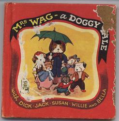 MRS. WAG-A DOGGY TALE
