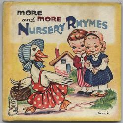 MORE AND MORE NURSERY RHYMES