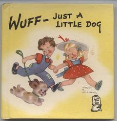 WUFF-JUST A LITTLE DOG