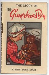 THE STORY OF THE GINGERBREAD BOY