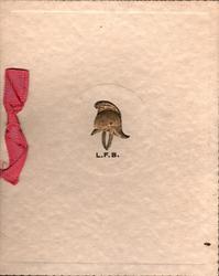 L.F.B. & helmet