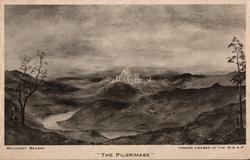 THE PILGRIMAGE -- FORMER MEMBER OF THE W.A.A.F.