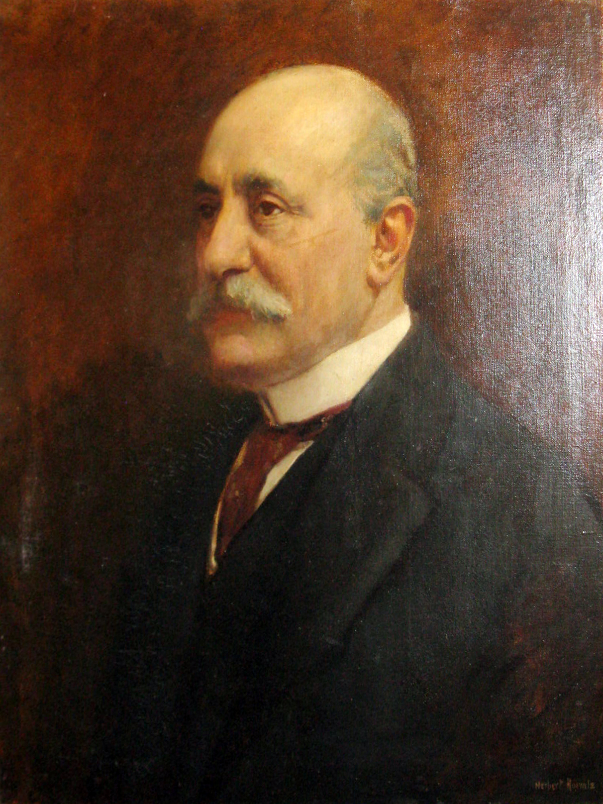 Portraits of Sir Adolph