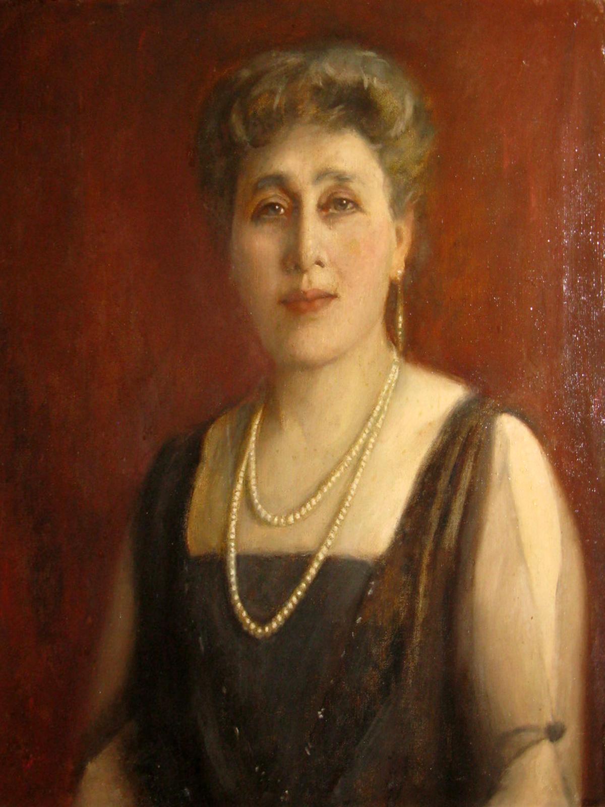 Portraits of Lady Tuck