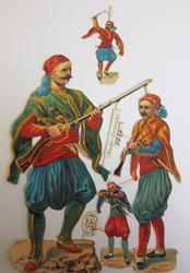 BASHI-BAZOUKS