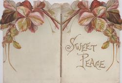 SWEET PEACE