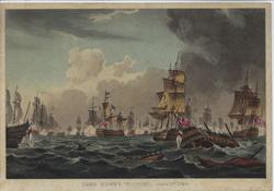 LORD HOWE'S VICTORY, JUNE 1ST, 1794