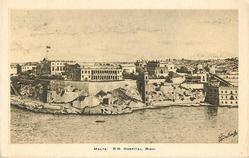 MALTA.R.N. HOSPITAL, BIGHI