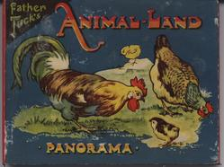FATHER TUCK'S ANIMAL-LAND PANORAMA