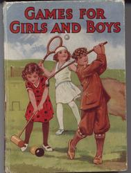 GAMES FOR GIRLS AND BOYS