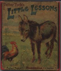 FATHER TUCK'S LITTLE LESSONS on the reverse THE ANIMAL WORLD