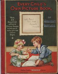 EVERY CHILD'S OWN PICTURE BOOK  OF NURSERY RHYMES
