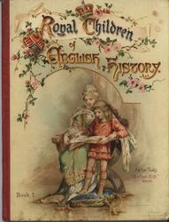 ROYAL CHILDREN OF ENGLISH HISTORY BOOK 1