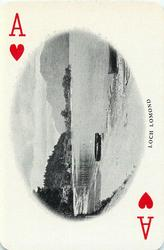 Ace of Hearts LOCH LOMOND
