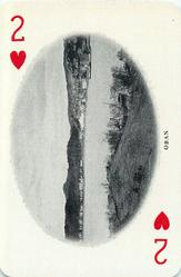 2 of Hearts OBAN