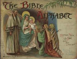 THE BIBLE ALPHABET