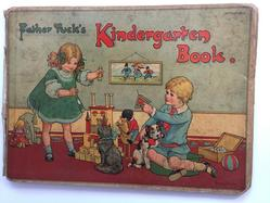 FATHER TUCK'S KINDERGARTEN BOOK