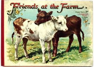 FRIENDS AT THE FARM